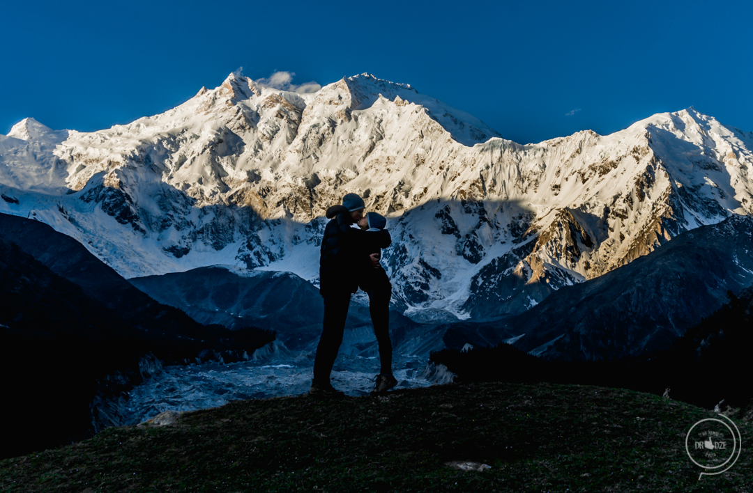 Pakistan co zobaczyć - Fairy Meadows i Nanga Parbat