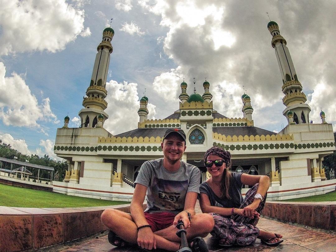 Spotkania niezapomniane - ludzie w Brunei