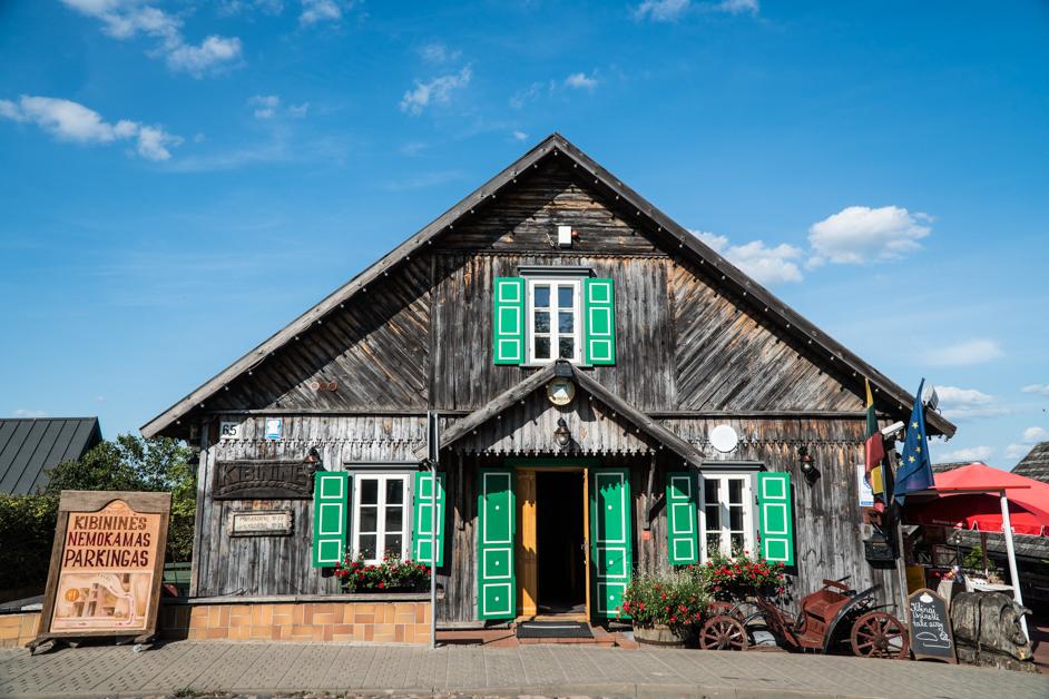 Litwa co zobaczyć - Troki -Na Nowej Drodze Życia