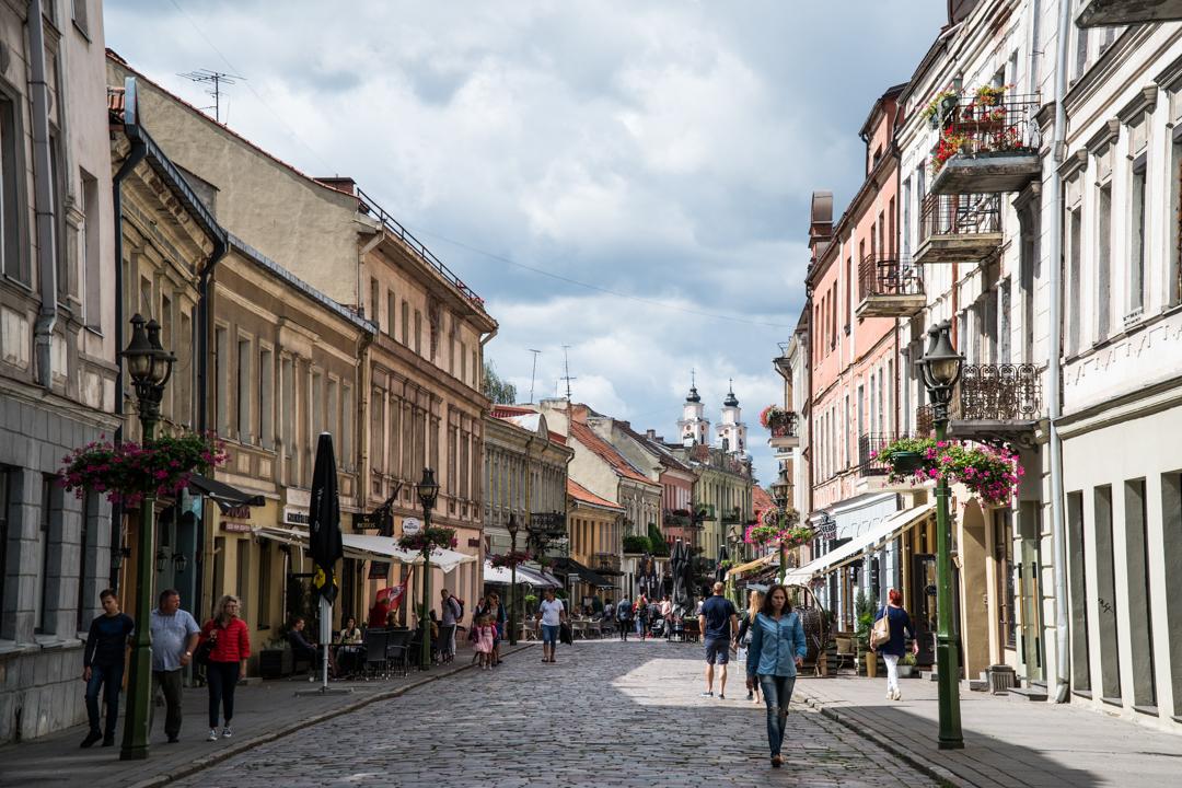Litwa co zobaczyć -Kowno- Na Nowej Drodze Życia