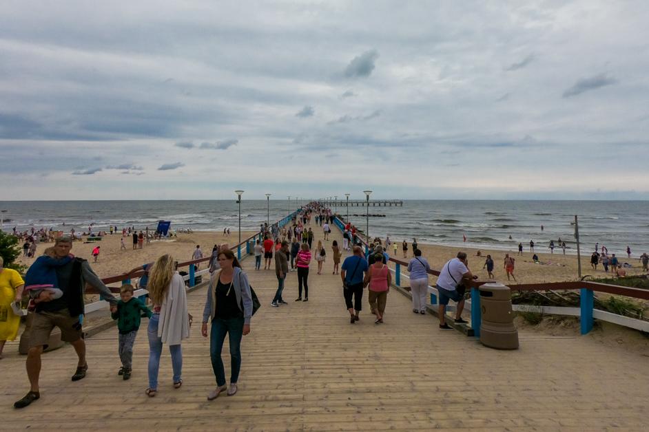 Litwa co zobaczyć - Palanga - Na Nowej Drodze Życia