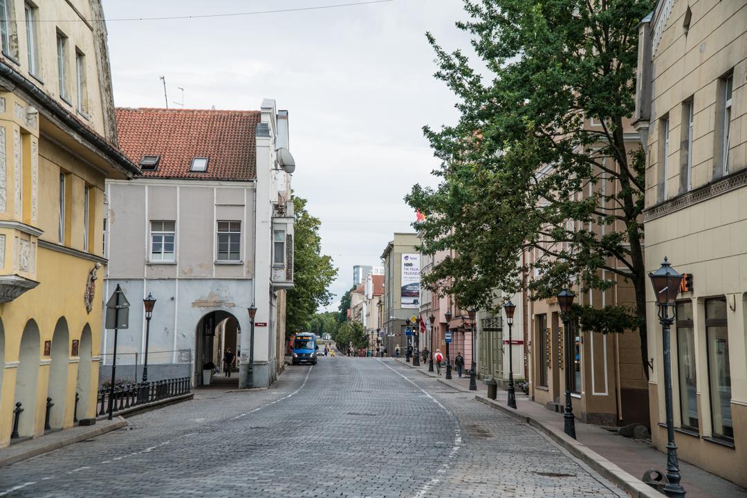 Litwa co zobaczyć -Kłajpeda- Na Nowej Drodze Życia