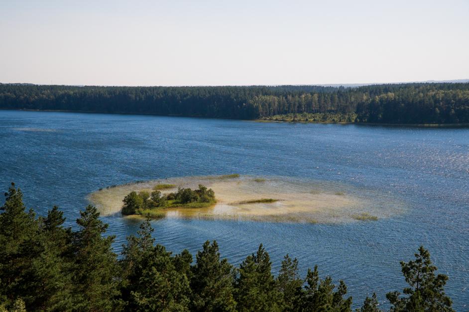 Litwa co zobaczyć - Łabonarski Park Regionalny