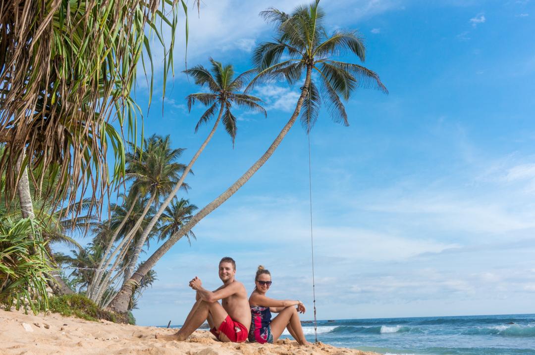 Sri Lanka co zobaczyć -Unawatuna
