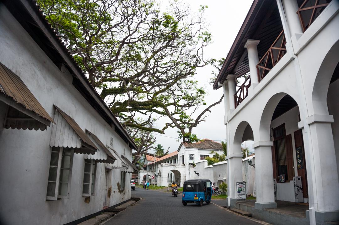 Sri Lanka co zobaczyć - Galle