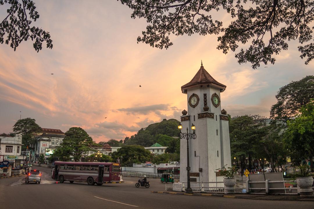 Co zobaczyć na Sri Lance - Kandy
