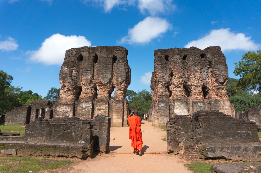 Sri Lanka co zobaczyć -Polanaruwa