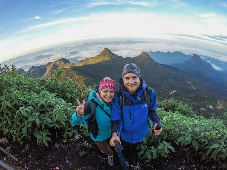 Co warto zobaczyć na Sri Lance? - Adam's Peak