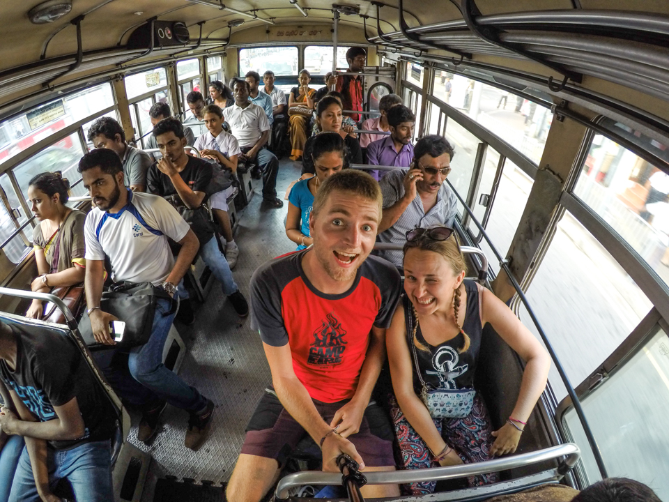 Podróżowanie po Sri Lance