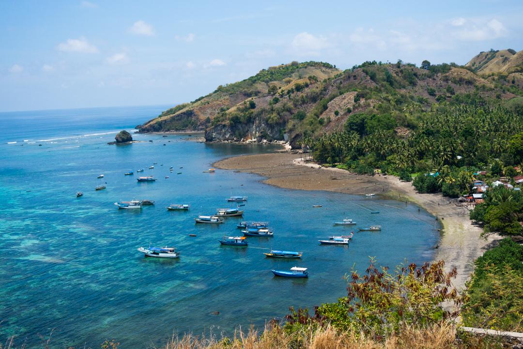 Droga do Maumere - Flores Indonezja co zobaczyć