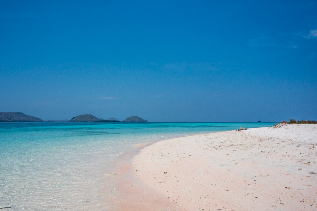 Flores co zobaczyć - Indonezja -Plaże na Flores