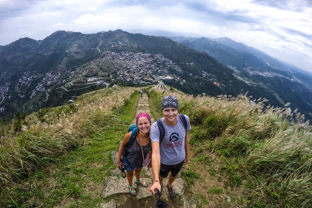 Tajwan - co warto zobaczyć? - Keelung Mountain