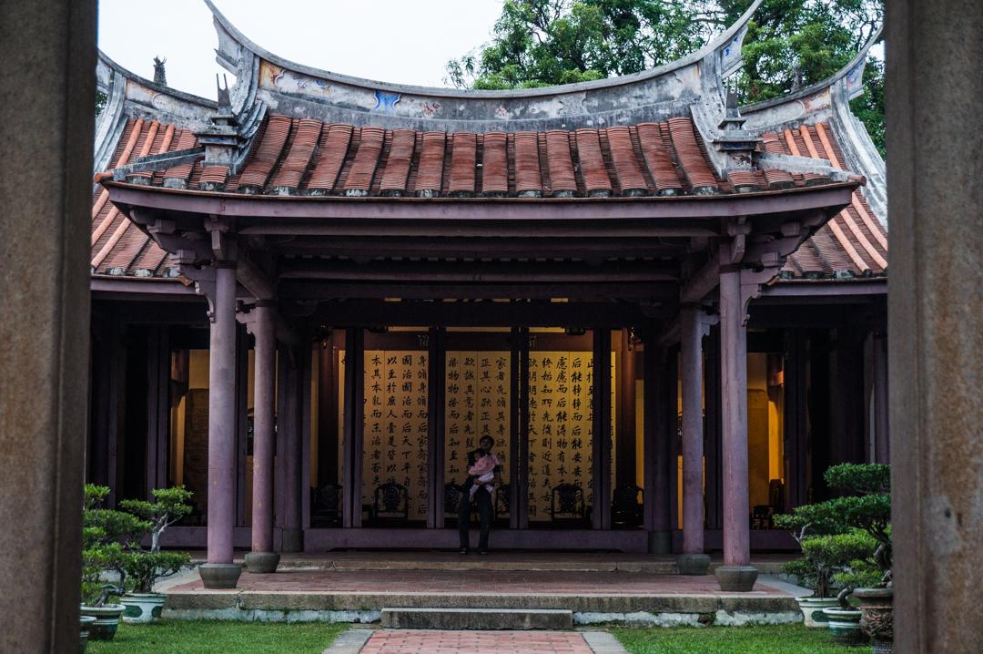 Tajwan - co zobaczyć? Miasto Tainan