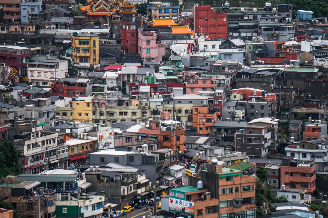 Tajwan co zobaczyć? Keelung Mountain