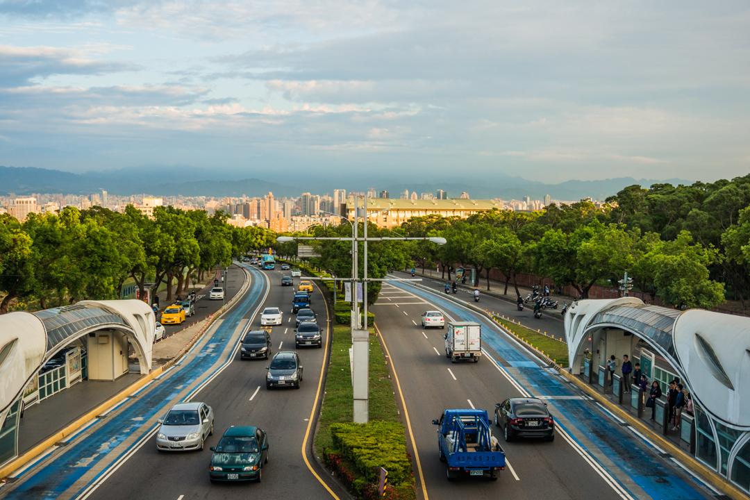 Drogi na Tajwanie - podróżowanie po Tajwanie