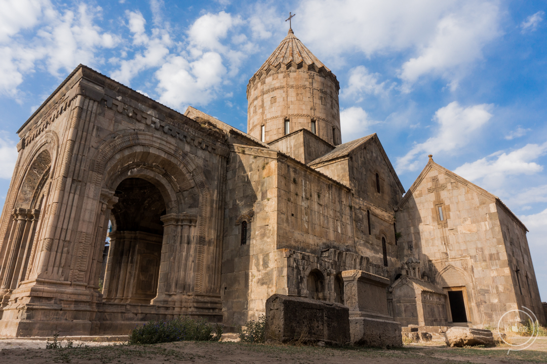 Atrakcje i zabytki Armenii - Monastyr Tatew