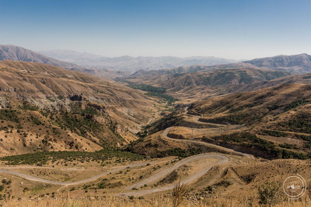 Selim Pass w Armenii - piękne miejsca w Armenii