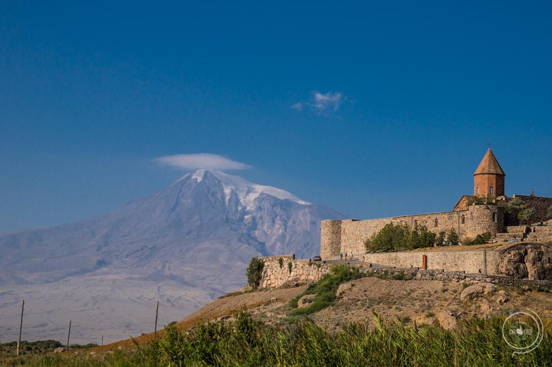 Armenia co zobaczyć - Chor Wirap (Khor Virap)