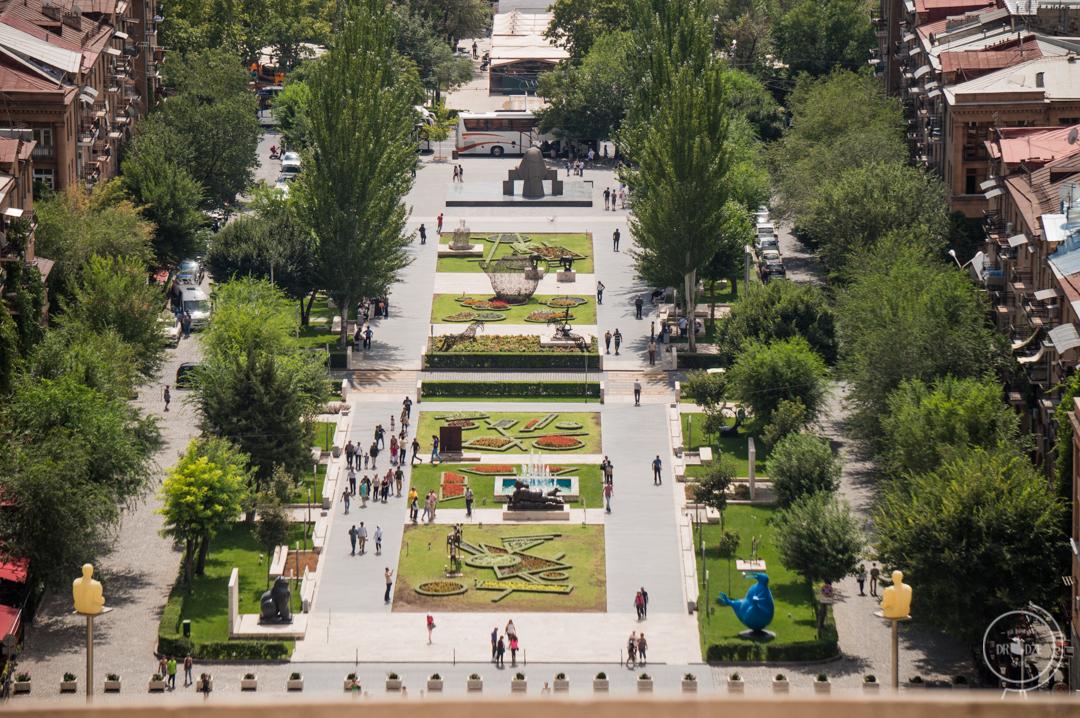 Armenia - co zobaczyć w Erywaniu