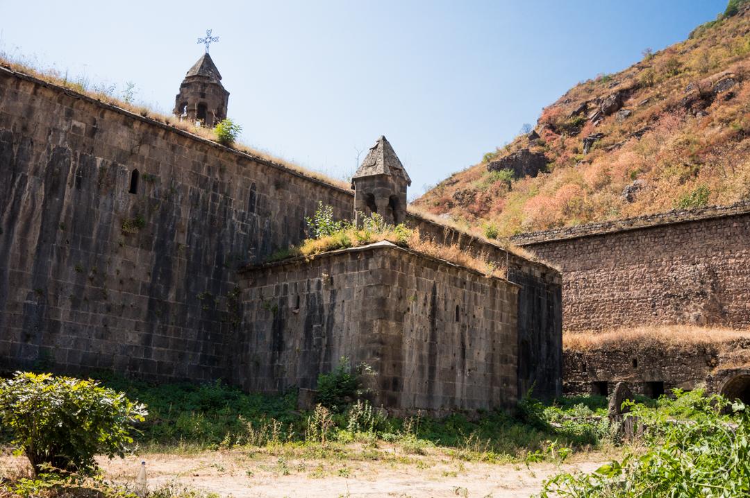 Armenia - co zoabczyć - Tatevi Anapat