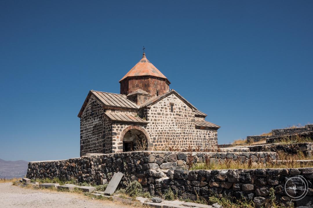 Armenia co zobaczyć - Klasztor Sewanawank