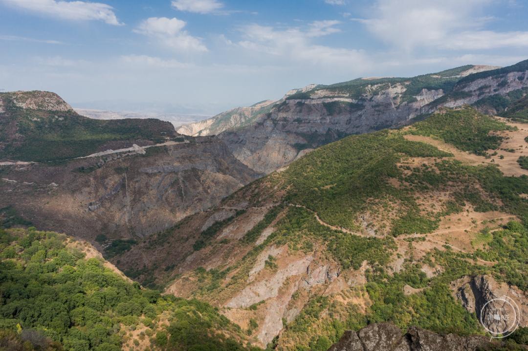 Ciekawe miejsca w Armenii - Tatew