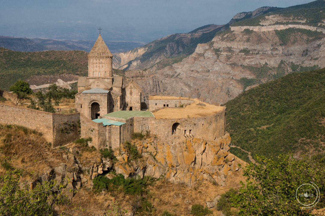 Armenia co zobaczyć - Tatew