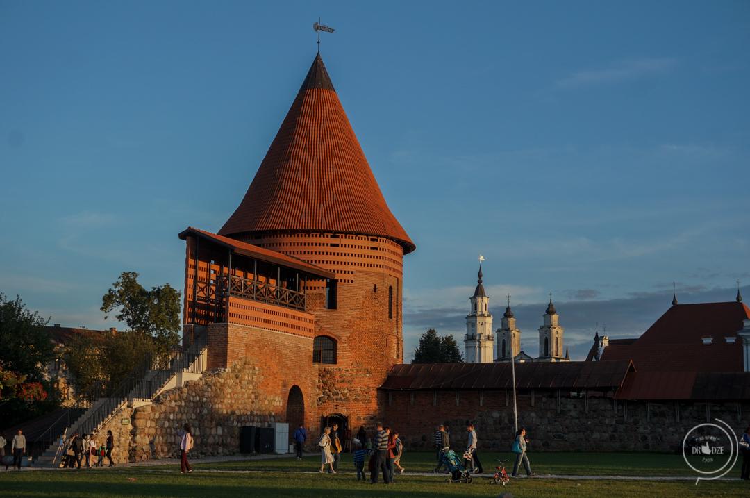 Zamek w Kownie - największe atrakcje Kowna