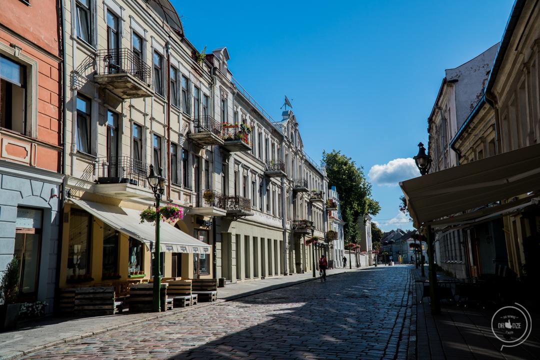 Piękne miejsca w Kownie
