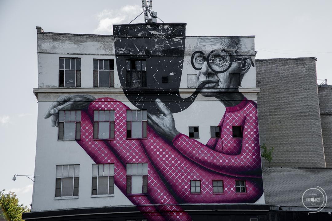 Kowno co zobaczyć - Murale i street art