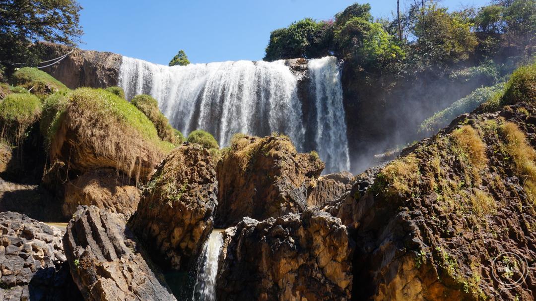 Co zobaczyć w Wietnamie - wodospady w Da Lat