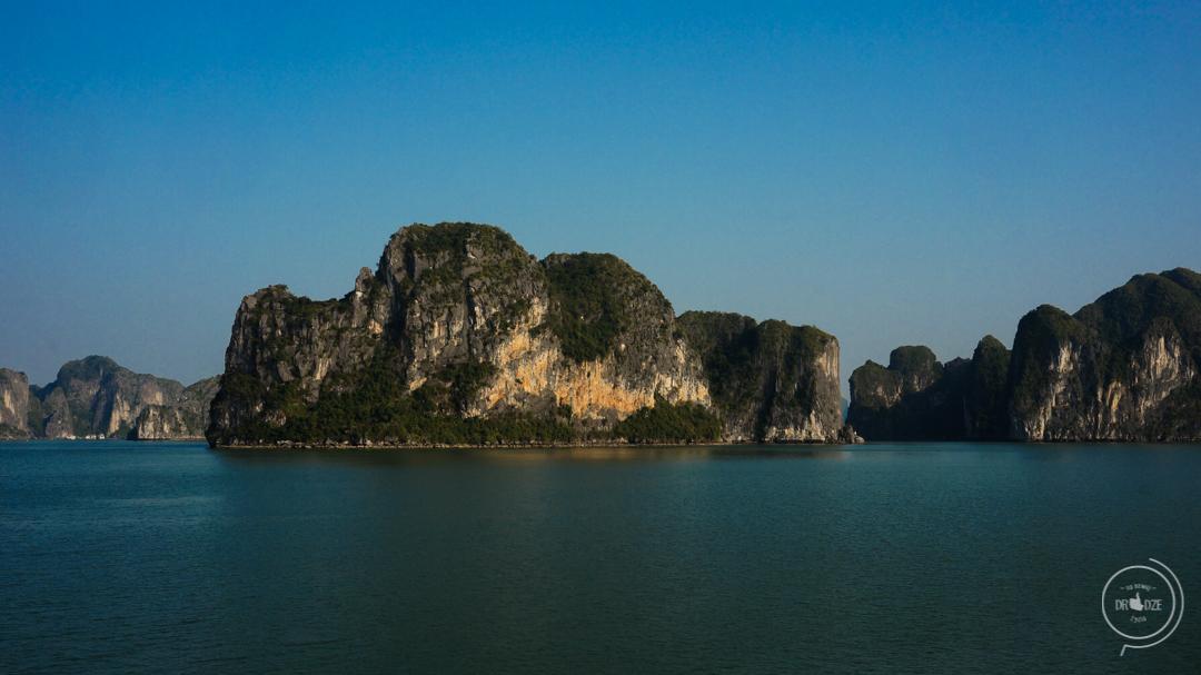 Rejs po Ha Long Bay - Północny Wietnam