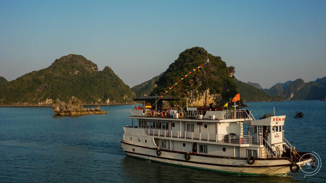 Ha Long Bay - co zobaczyć w Wietnamie