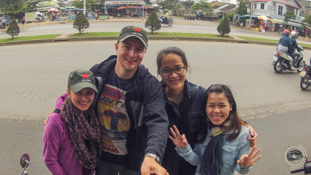 Couchsurfing w Wietnamie