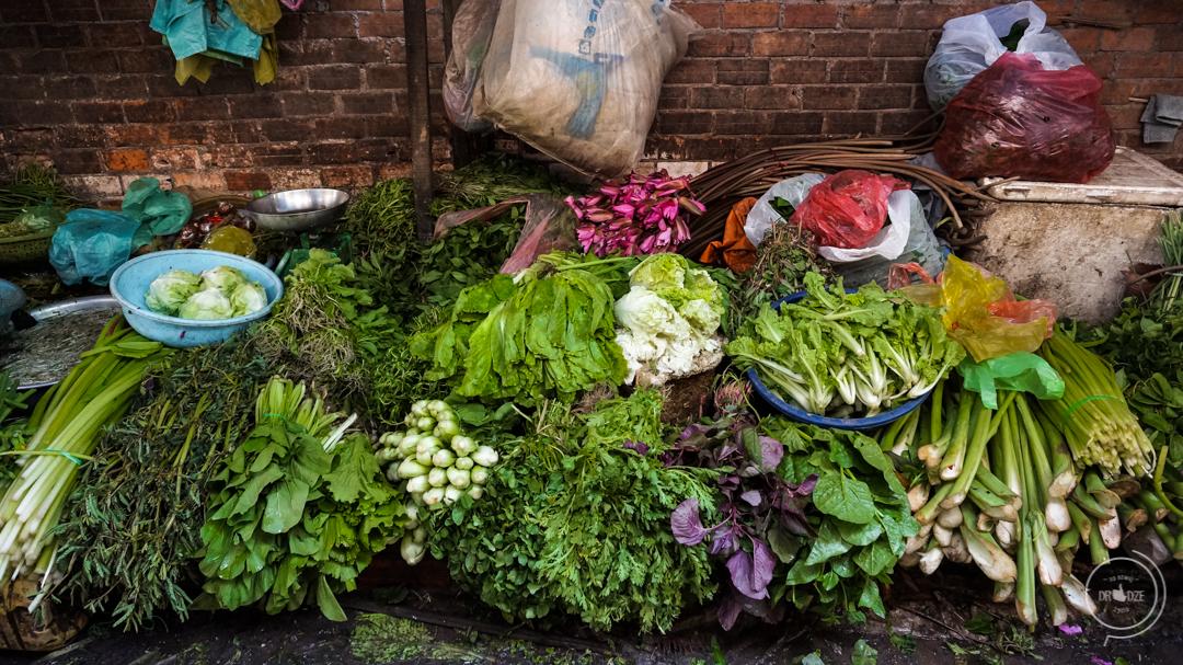 warzywa w Wietnamie - co zjeść w Wietnamie